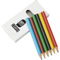 Sketchi 6-Piece Colored Pencil Set